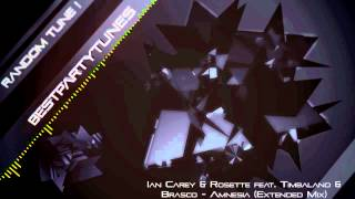 Ian Carey & Rosette feat. Timbaland & Brasco - Amnesia (Extended Mix)