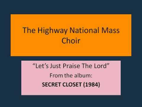 The Highway National Mass Choir, 1984,