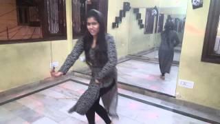 Mehndi h rachne wali simple choreography from focus campus Ms HEENA AHUJA