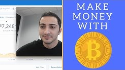 EASIEST WAY to Make Money With Bitcoin - My Strategy and Journey - Part 1