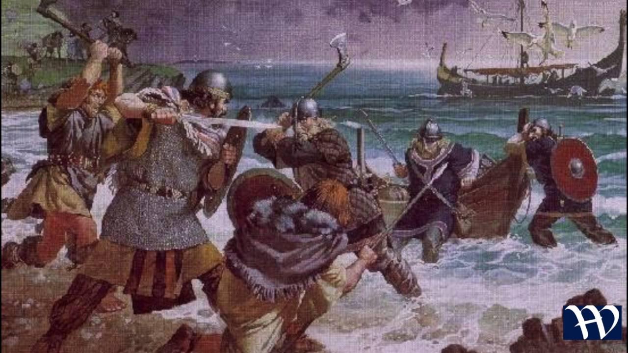 Wanderlust: Viking Raiders, Traders, Neighbors - YouTube