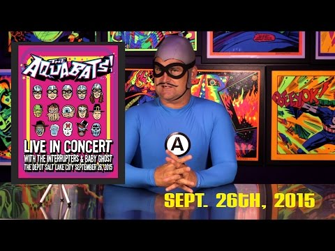 The Aquabats! Super Vlog! Episode 5