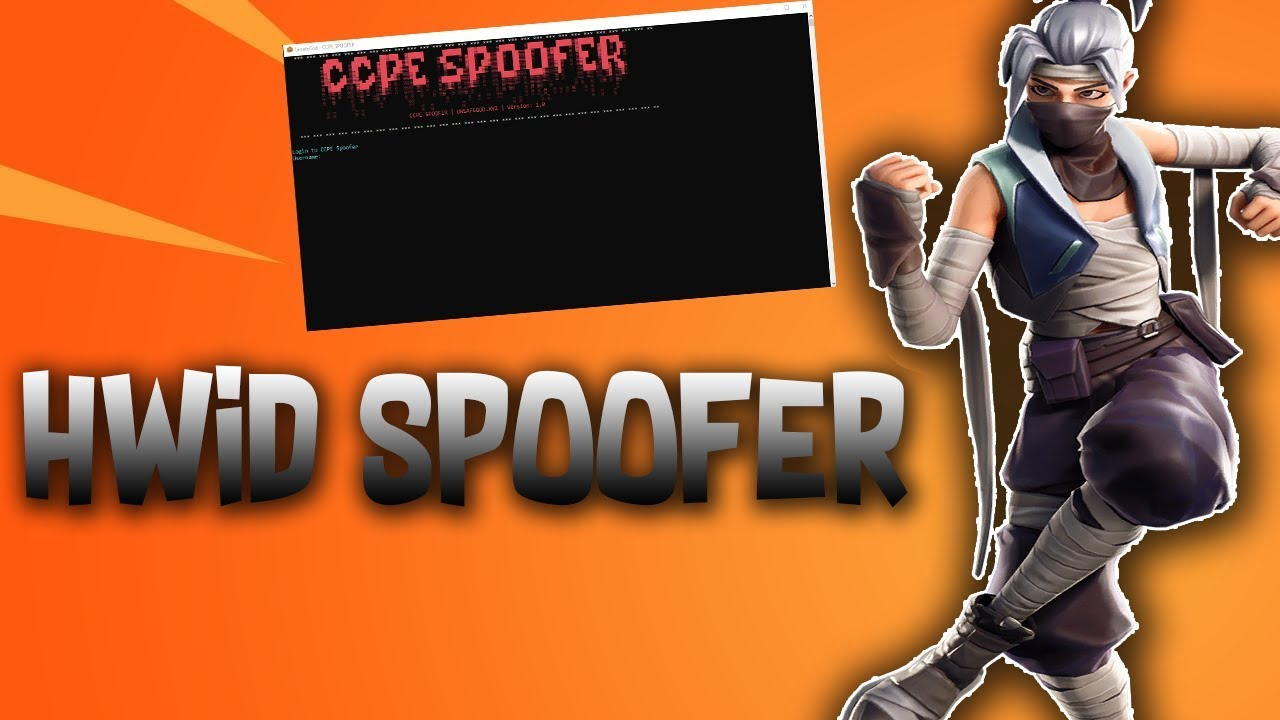 Paid Hwid Spoofer