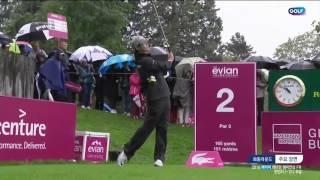 2016 LPGA 에비앙챔피언십 4라운드 하이라이트