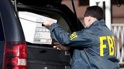 FBI agents raid the home of Atlantic City Mayor Frank Gilliam