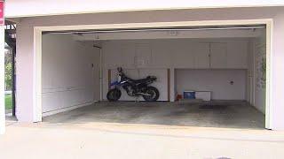 HOA demands homeowners to keep garage doors open