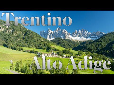 Trentino Alto Adige (Italy) - 4K