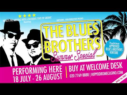 The Blues Brothers Interview 2017