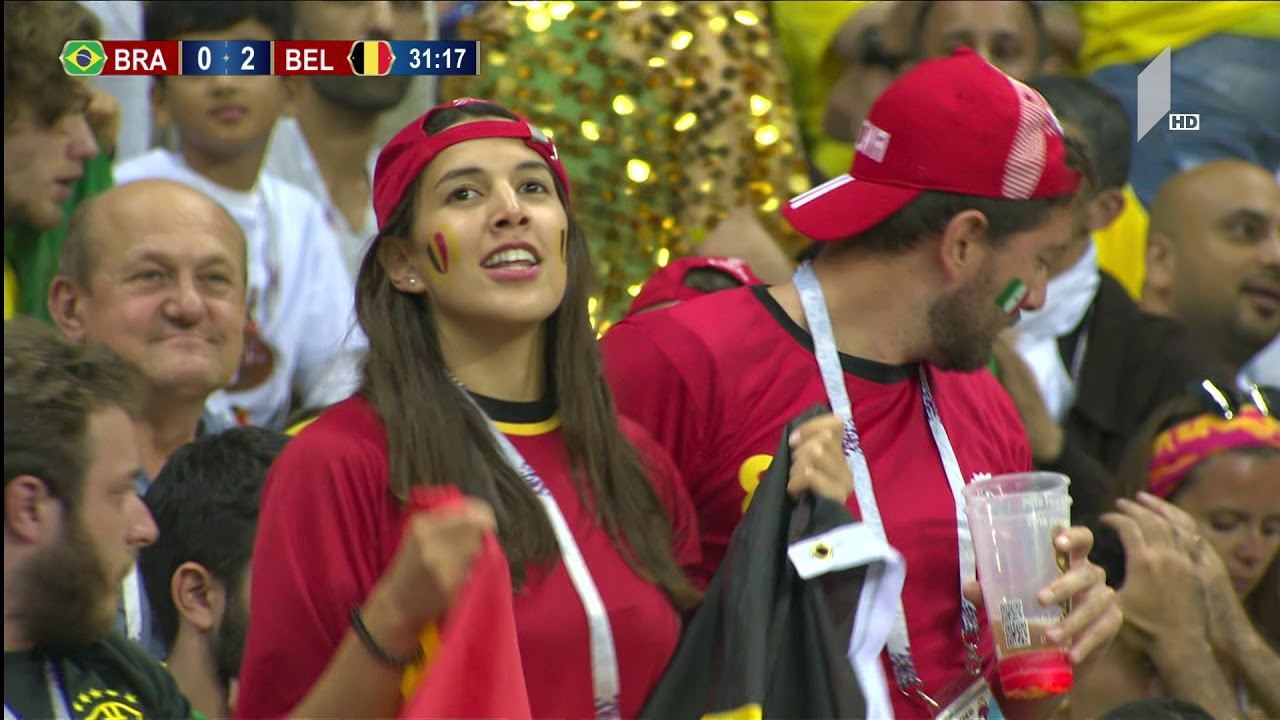 ბრაზილია 1:2 ბელგია - მატჩის საუკეთესო მომენტები