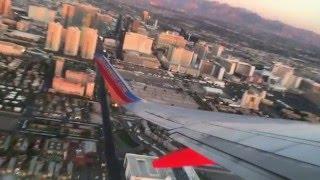 Southwest Airlines flight 41 : Boeing 737-700 Takeoff & Landing