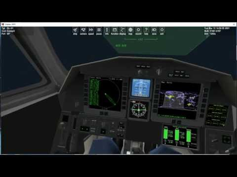 Orbiter Space Flight Simulator - To the ISS!