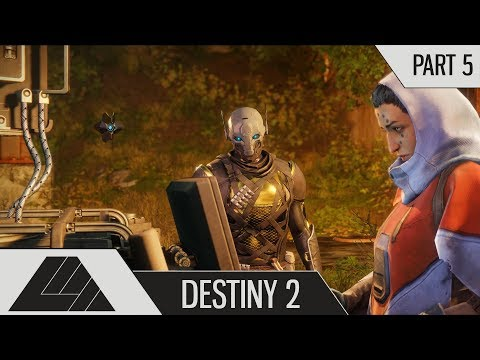 (2K) Destiny 2 - Salt Mines! Rendezvous with Hawthorne! (Walkthrough) (Part 5)