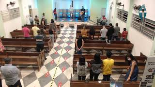 #36 - Culto Online | Rev. Robson Ramalho