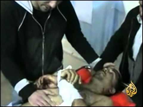الصحافة أبرز ضحايا القصف على حمص