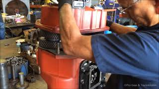 Repeat youtube video How to rebuild Fuller 18 speed transmission