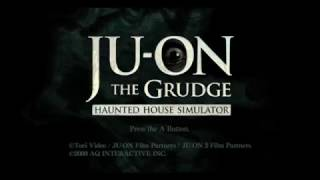 Ju-On: The Grudge Video Game Intro [Dolphin] 「 恐怖体感 呪怨」