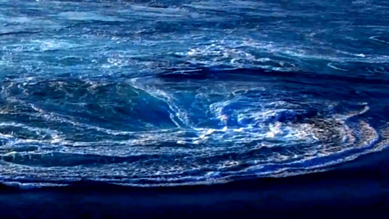 Biggest Whirlpool Ever Recorded – Beautiful House