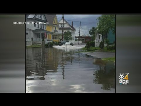 Strong Storms Pop Up, Cause Damage Across Massachusetts