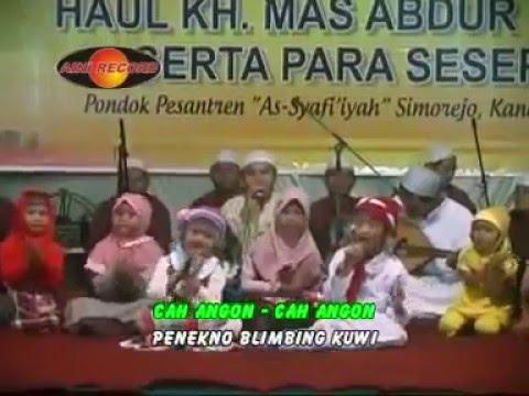 Lagu Anak Muslim   Lir Ilir Sholawat