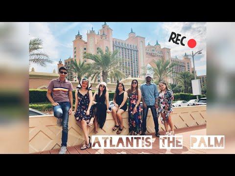 Atlantis Dubai Waterpark 2019