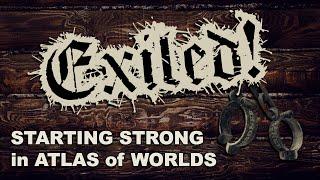 Exiled! - Starting Strong in Atlas of Worlds (Goals & Top 3 Starter Builds) - Zizaran