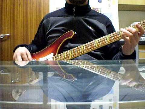 the seeker bass playalong