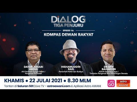 Dialog Tiga Penjuru: