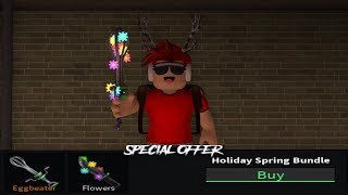 NEW HOLIDAY SPRING BUNDLE! (Roblox Assassin)