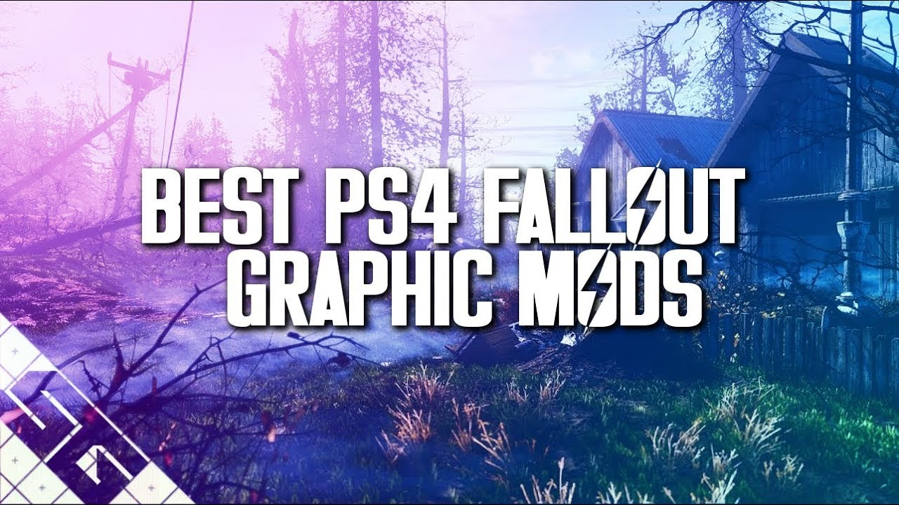 Best Fallout 4 Mods Ps4 2019 Best Fallout 4 Graphic Mods for PS4!   YouTube
