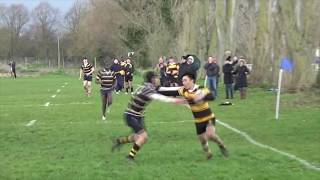 4th form and 5th form rugby clips