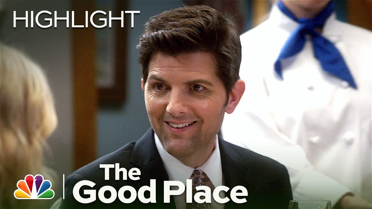 The Good Place - This Demon's a Dirtbag (Episode Highlight)