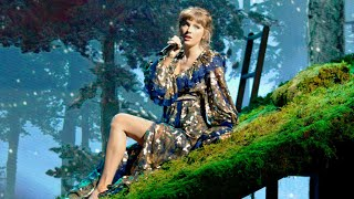 Taylor swift delivered a fairytale-esque medley of hits from her 'folklore' and 'evermore' albums on the 63rd annual grammy awards stage, which aired sunday ...
