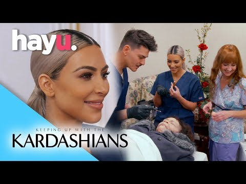 Mortician For A Day | Season 15 | Keeping Up With The Kardashians from YouTube · Duration:  2 minutes 36 seconds