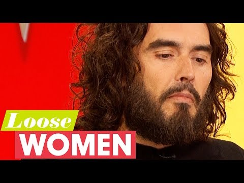 Russell Brand Reflects on His Mum's Car Accident | Loose Women