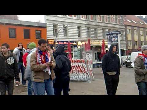 Hamburger sv vs Standard Lüttich