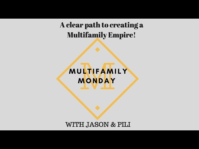 Ep. 250 Get Into the Multifamily Action Today
