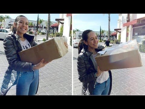 MANDANDO EL PREMIO DEL SORTEO // Vlogmas #9 - More BrightBren