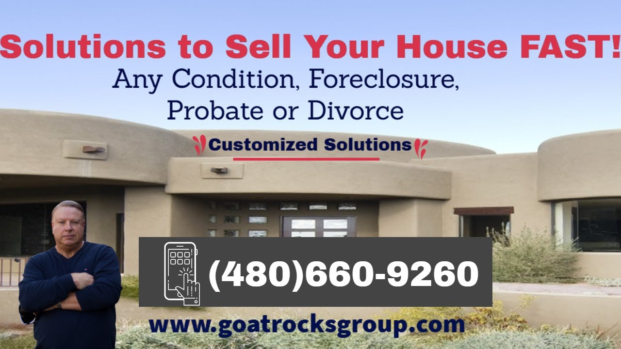 Goat Rocks Group - How we buy Houses