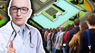 DOKTOR DZIAŁDOWY POWRACA! | TWO POINT HOSPITAL #6