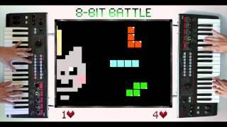 8-BIT BATTLE - Songs on Synth #10