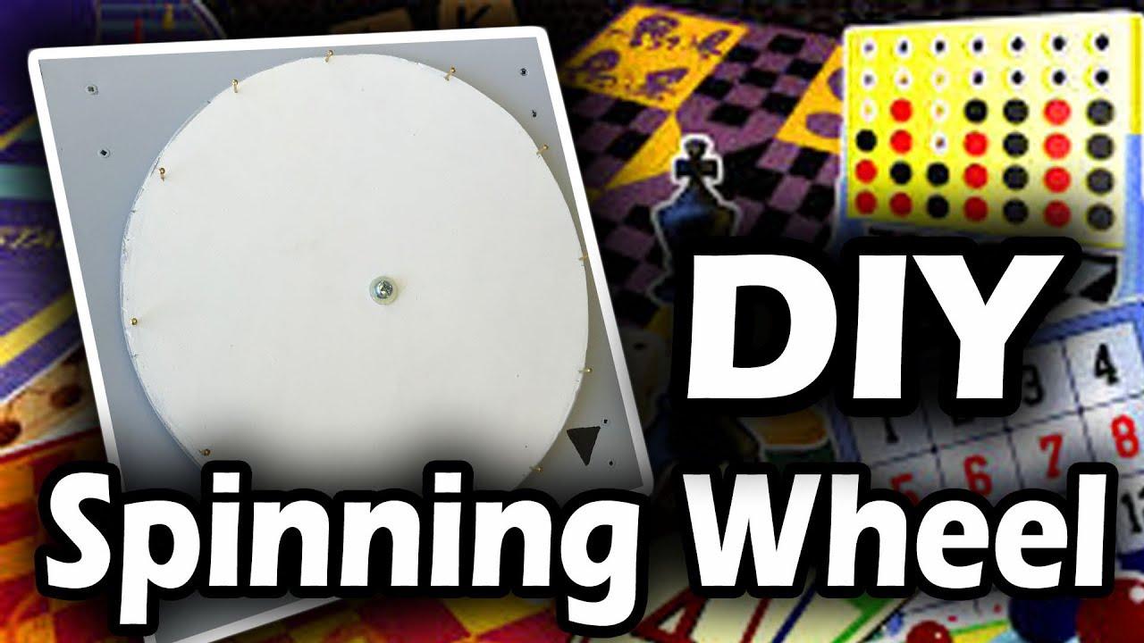 Diy spinning wheel tutorial youtube diy spinning wheel tutorial solutioingenieria Gallery