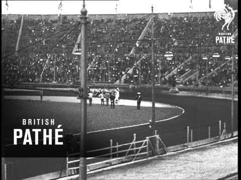 1933's First Speedway Test (1933)