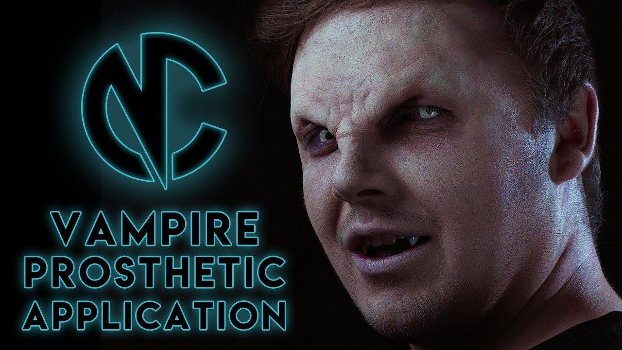 Vampire Prosthetic Application Guide