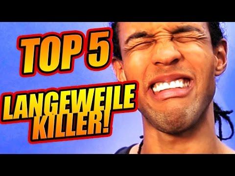 TOP 5 - LANGEWEILE KILLER !
