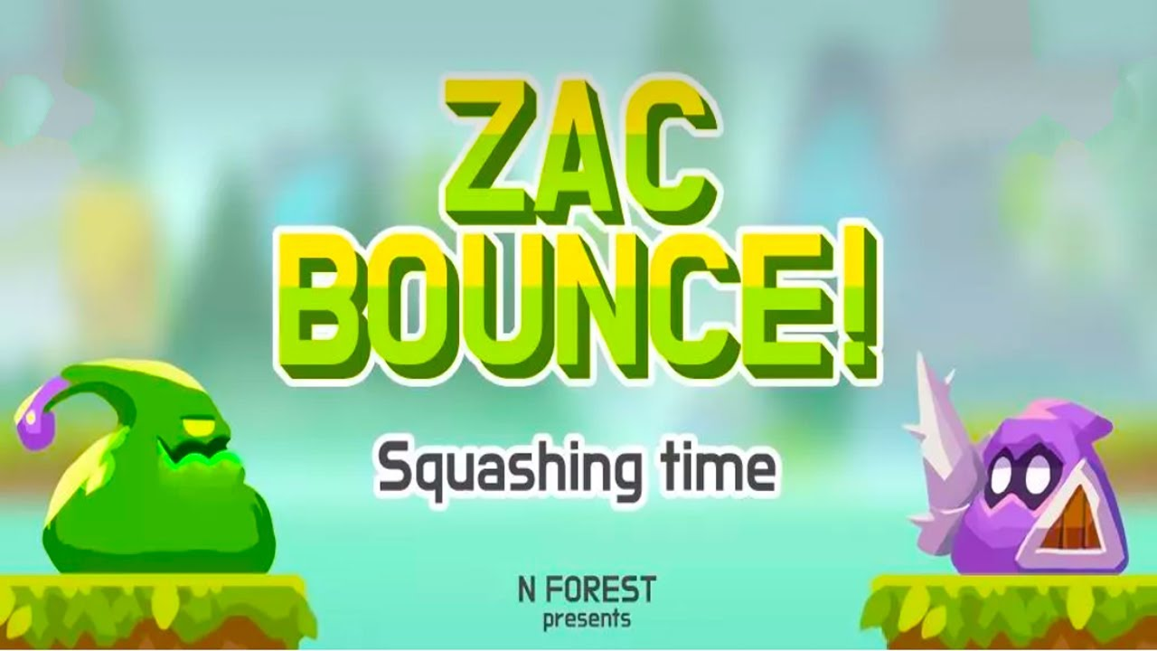 Zac Bounce Android Gameplay u1d34u1d30