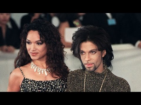 Prince's First Wife Mayte Garcia Fights Back Tears Discussing the Couple's Deceased Son
