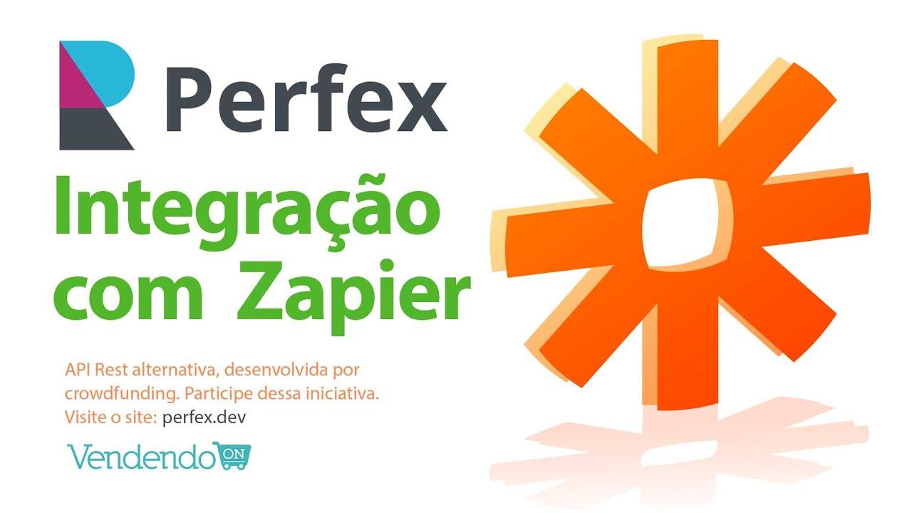Integração Zapier para Perfex CRM utilizando Perfex API