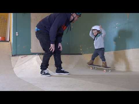 Skatebedehuset på Fauske