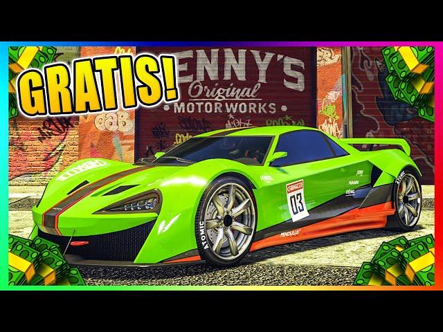 GRATIS SPORTWAGEN IN GTA ONLINE! DOPPELT $ AUF LUFTFRACHT, ALLE RABATTE & MEHR! NEUE EVENTWOCHE