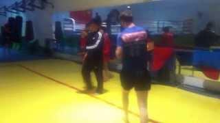 Video Sanda in China: Working with boxing champion download MP3, 3GP, MP4, WEBM, AVI, FLV Juni 2018
